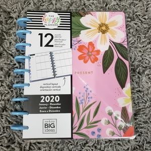 The Happy Planner Lovely Blooms 2020 Planner